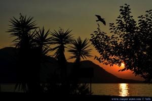 Sunset in Akti – Greece