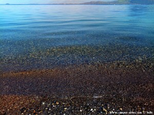 Kristallklares Wasser - Akti – Greece