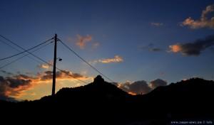 Sunset at Limni Vouliagmenis – Greece