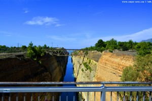 Der Kanal von Korinth – Greece