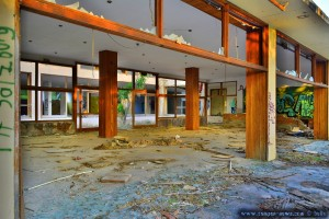 Lost Place - Hotel Saladi Beach - Salanti Beach – Greece