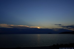 Sunset at Salanti Beach – Greece