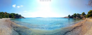 Kleine Bucht in Agios Nikolaos – Greece