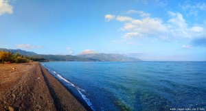 My View today - Metamorfosi Beach – Greece