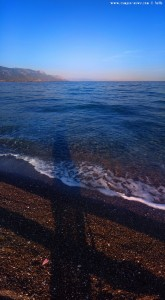 My View today - Metamorfosi Beach – Greece