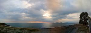 My View today - Paliochano Beach Greece