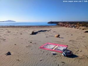 My Place at the Vivari Beach – Greece