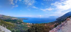 Atemberaubende Aussicht auf Paleá Epidavros - Greece – 200m - SmartPhone