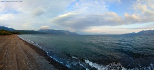 My View today - Metamorfosi-Beach – Greece