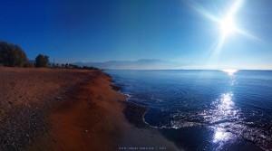 My View today - Avramiou Beach - Avramiou - Kalamata – Greece