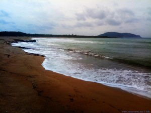 Lagkouvardos Beach - Vatias - Greece