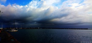 My View today - Katakolo Greece