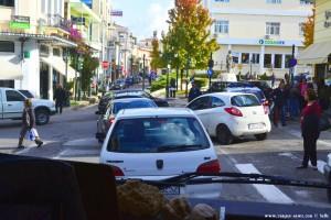 Zu busy die Stadt Pyrgos – Greece