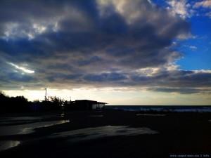 """Schon wieder vorbei der """"Spuk Sonne"""" - Kyllini Beach – Greece"""