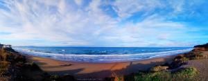 My View today - Kyllini Beach – Greece
