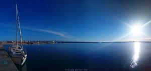 My View today - Katakolo – Greece