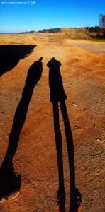 Lange Schatten - Baffo und ich - Lagkouvardos Beach – Greece