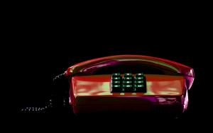 Telefon der 80-iger Jahre