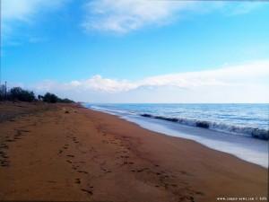 Nicol wartet nicht auf mich - Avramiou Beach – Greece