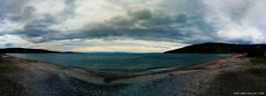 So sehen 6 Sonnenstunden aus - Kamares Beach – Greece