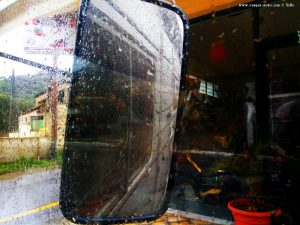 Weltuntergangs-Wetter in Githio – Greece