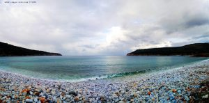 My View today - Diros Beach – Greece