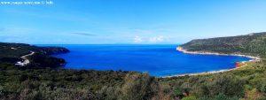 Fabelhafte Aussicht zum Diros Beach – Greece