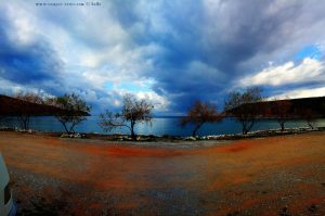 My View today - Diros Beach – Greece