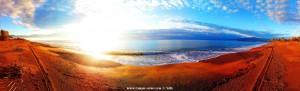 My View today - Avramiou Beach – Greece