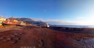 Parking at Unnamed Road, Ag. Nikolaos – Greece