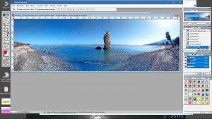 11 Mit STRG + KLick bei den Kanälen auf RGB Auswahl laden