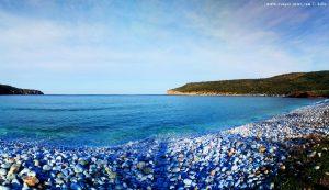 My View today - Diros Beach - Bay Dirou – Greece
