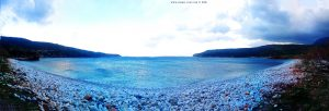 My View today - Diros Beach - Bay Dirou – Greece