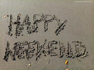 Happy Weekend vom Vivari Beach – Greece