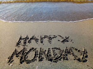 Happy Monday from Vivari Beach – Greece