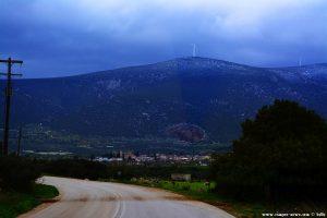 Einsturzdoline beim Dorf Didyma – Greece