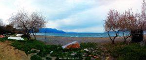 Schaut nicht nach Grillwetter aus - Metamorfosi Beach – Greece