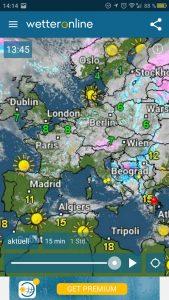 Wetter Europa