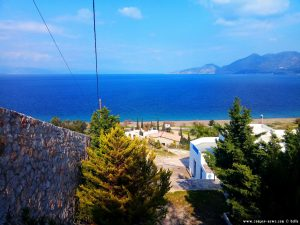 Up on the Top - Metamorfosi Beach – Greece
