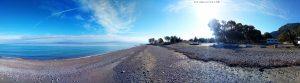 My View today - Kamari – Greece