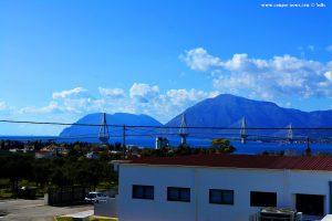 Die Brücke von Patras - Greece