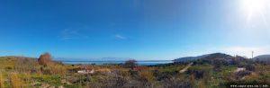 My View today - Cape Araxos – Greece