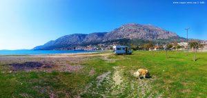 Lunch in Astakos - Greece