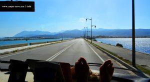 Auf dem Weg nach Lefkada – Greece