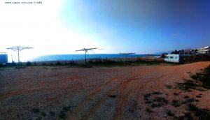 Parking at Kanali Beach - EO Prevezas Igoumenitsas - Kanali - Preveza – Greece