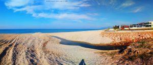My View today - Kanali Beach - Greece
