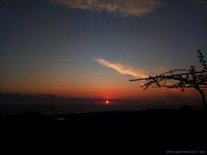 Sunset at Kanali Beach – Greece