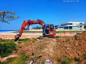 Leben an der Baustelle - Kanali Beach – Greece