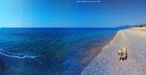 Nicol at Kanali Beach – Greece