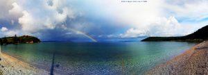 Rainbow in Anaktorio – Greece